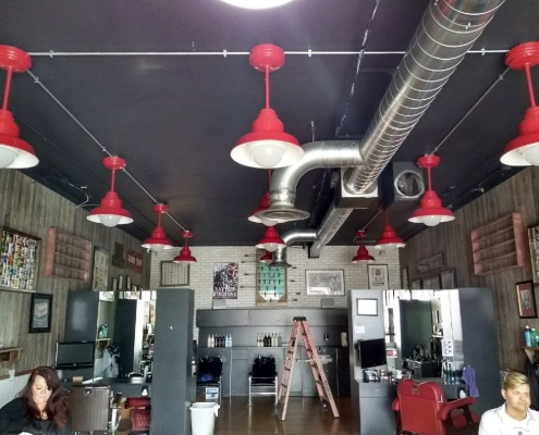 Rayz Barbershop, Silvis IL | New Construction